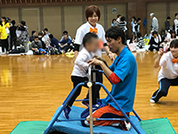 運動会 名古屋小規模認可保育所